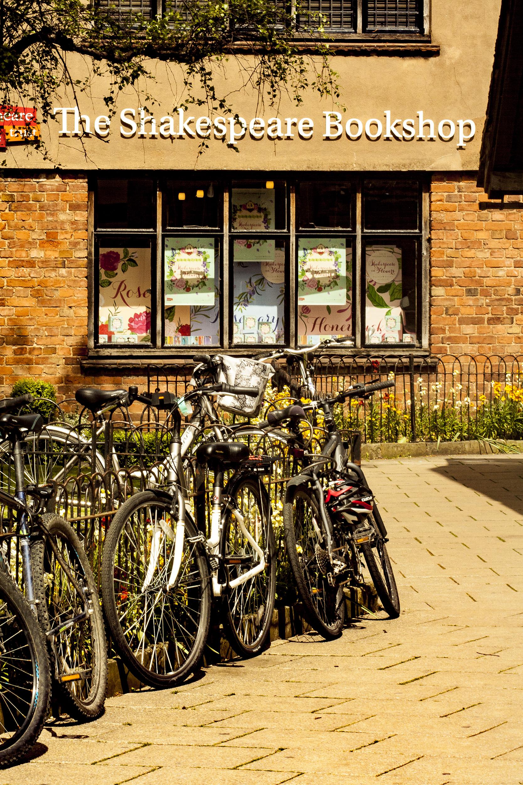 La librería Stratford-upon-Avon, UK